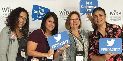 Photo of 2017 WIDA Annual Conference attendees.