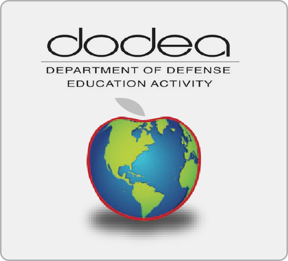 US Department of Defense Education Activity Logo