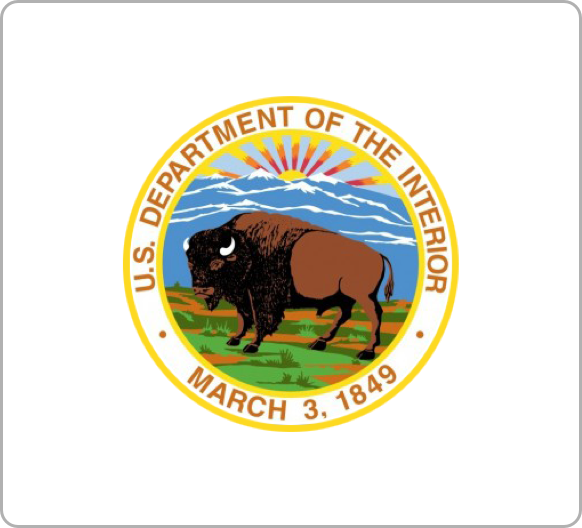 US Department of the Interior Logo